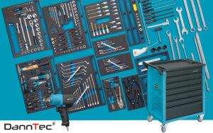 Werkzeuge u. Werkstattwagen
