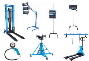 Werkstattgeräte + Werkzeug