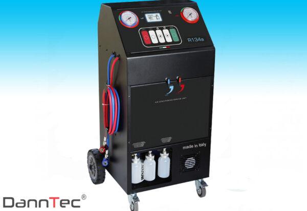 Klimaservicegerät Vollautomatisch R134A oder R1234yf Made in Italy